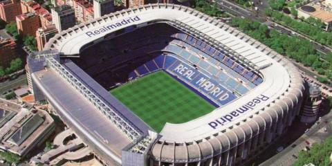 El Santiago Bernabéu dice presente en la lucha contra el coronavirus