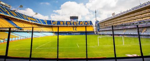 Varios equipos sudamericanos ofrecerán sus estadios como centros de salud para enfermos de coronavirus