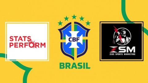Zeus Sports y Stats Perform obtiene los derechos de apuestas de transmisión del Brasileirão