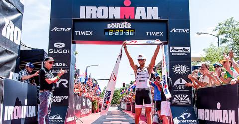 Ironman firma dos nuevos patrocinadores antes de la serie de carreras virtuales