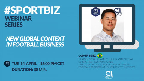 Replay Webinar Series by #SPORTBIZ: New global context in football business