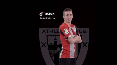 El Athletic Club se estrena en la red social de moda: Tik Tok